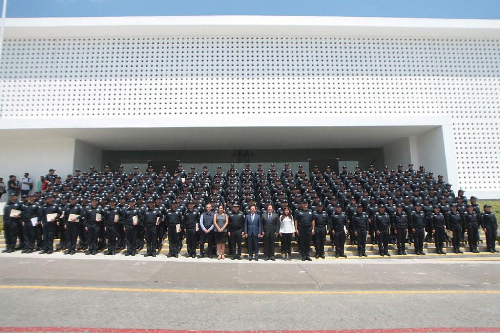 Se incorporan 182 elementos a la Policía de Zapopan