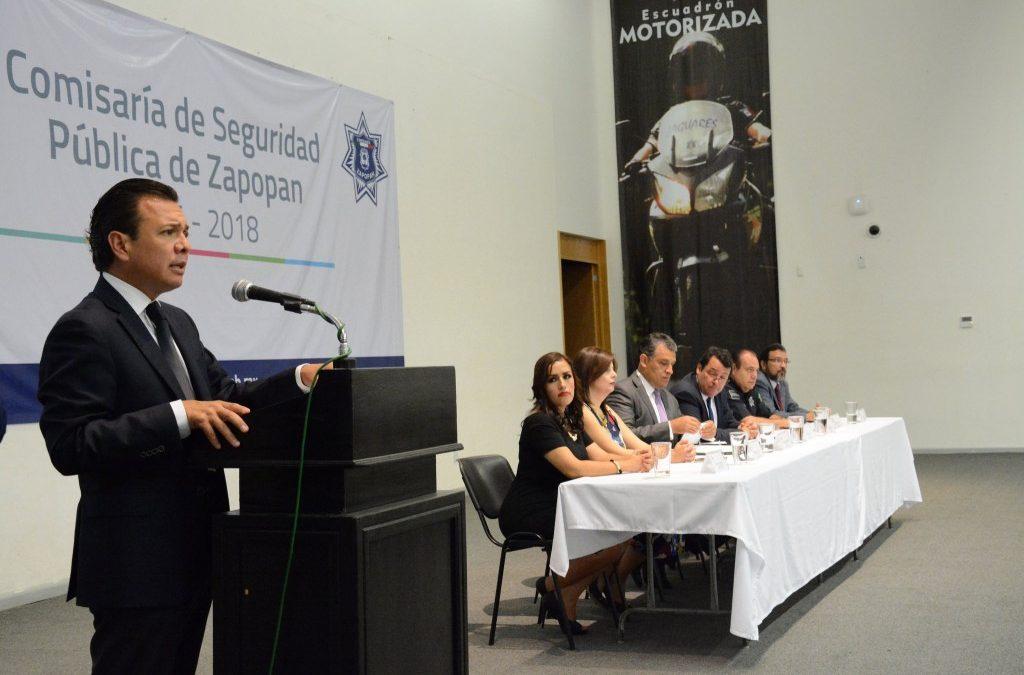 Zapopan capacita a servidores públicos para garantizar la protección y respeto de los derechos humanos