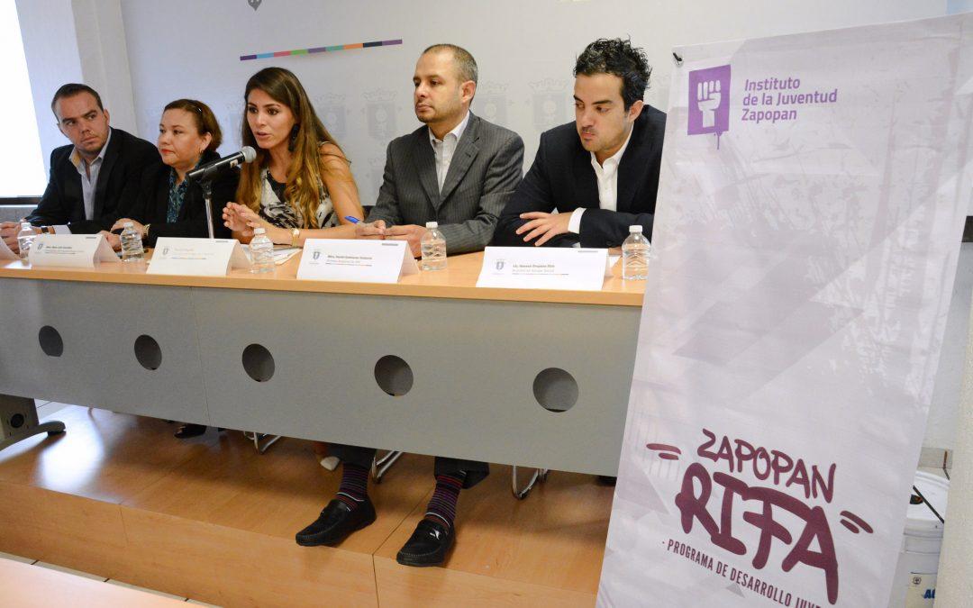 Zapopan RIFA: un programa que atiende a jóvenes en situación de riesgo