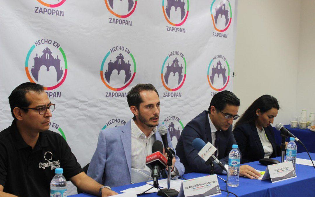Busca Zapopan impulsar a las pequeñas y medianas empresas productoras del municipio