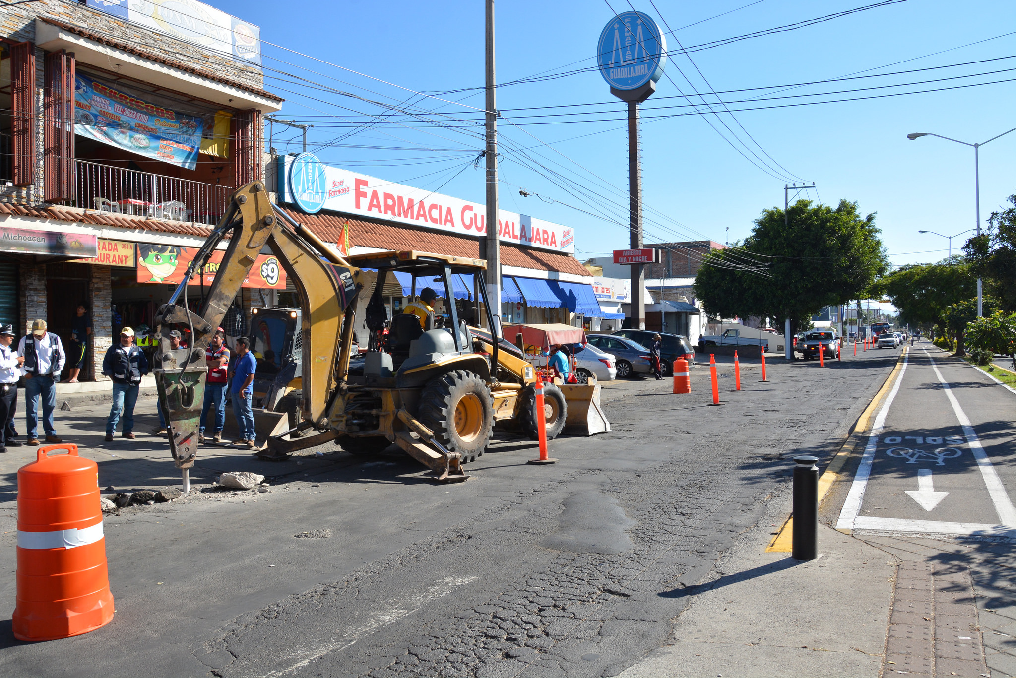 Arranca Zapopan rehabilitación de vialidades en Santa Margarita