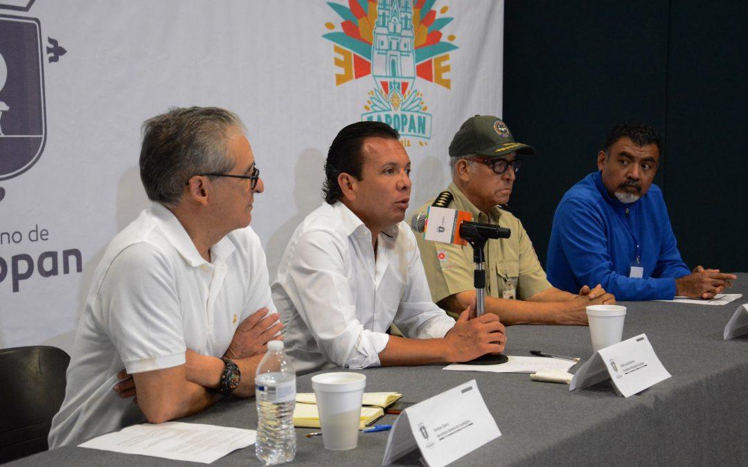 La Romería 2016 presentó una jornada con saldo blanco en los municipios de Zapopan y Guadalajara