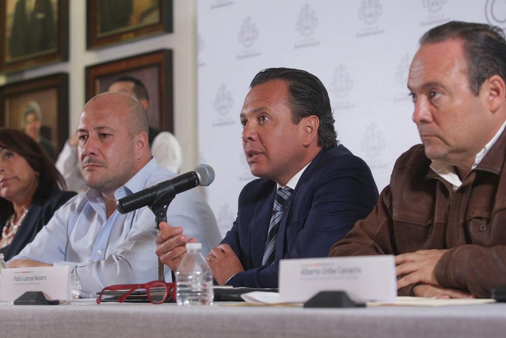 Munícipes presentan nuevo modelo de Seguridad para el Área Metropolitana de Guadalajara