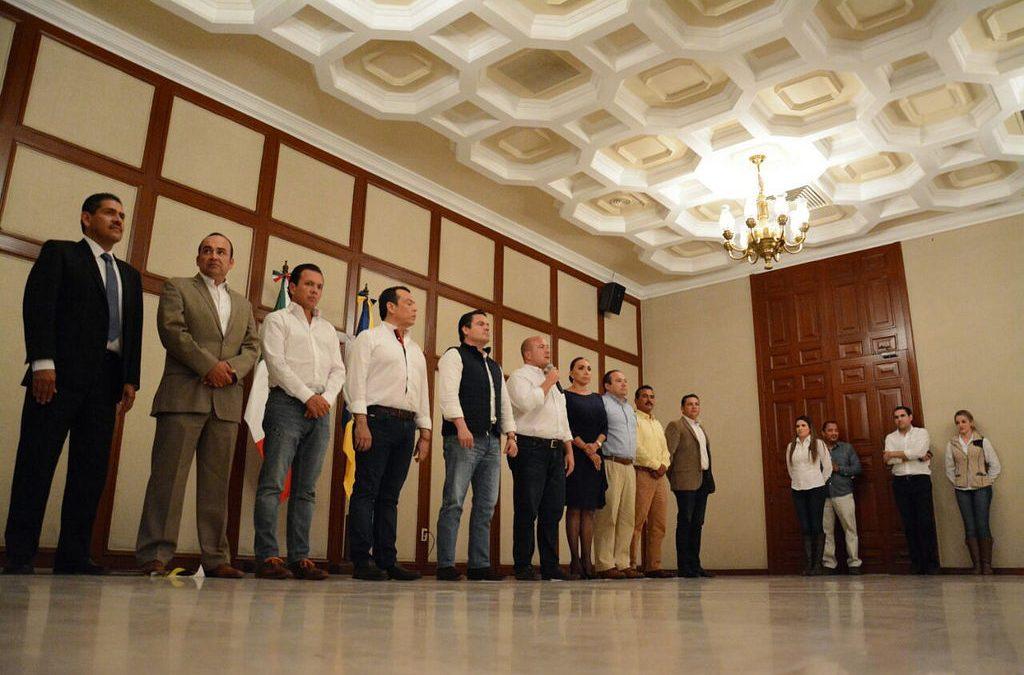 El Gobierno del Estado y los nueve municipios de la Zona Metropolitana presentarán nuevo modelo de seguridad