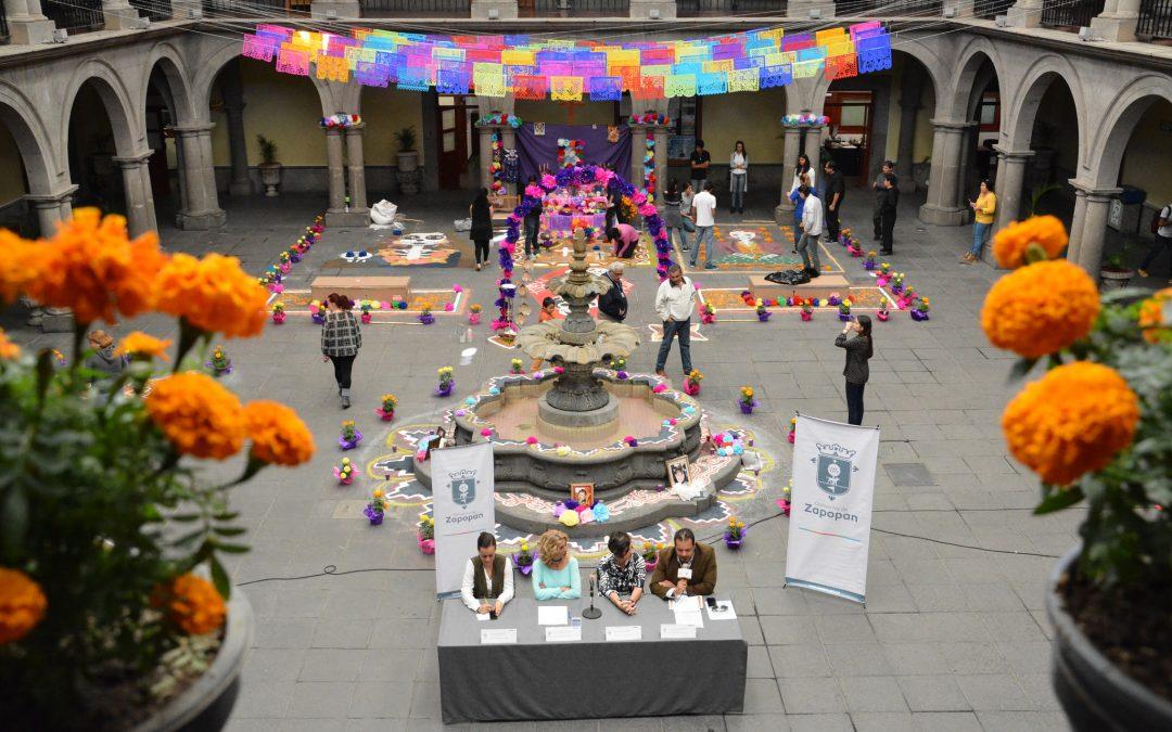 Celebra Zapopan el Día de Muertos con múltiples actividades culturales y recreativas