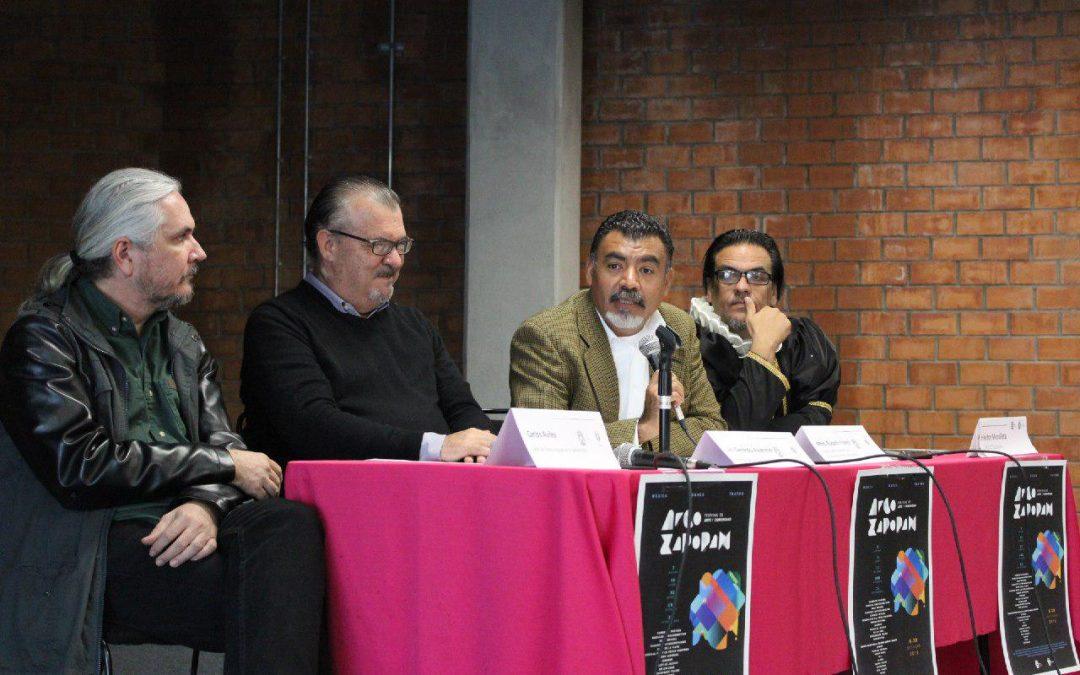 Zapopan reunirá cultura y comunidad en festival masivo de artes escénicas