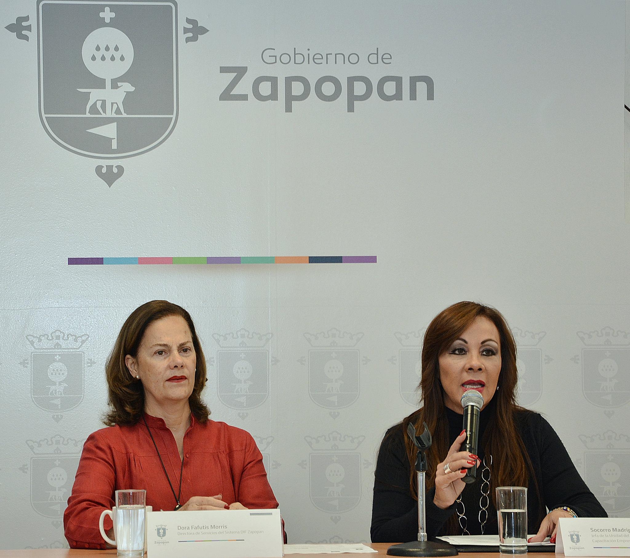Promueve Zapopan oferta laboral incluyente a través de la Feria Integral de Empleo, Salud y Cultura