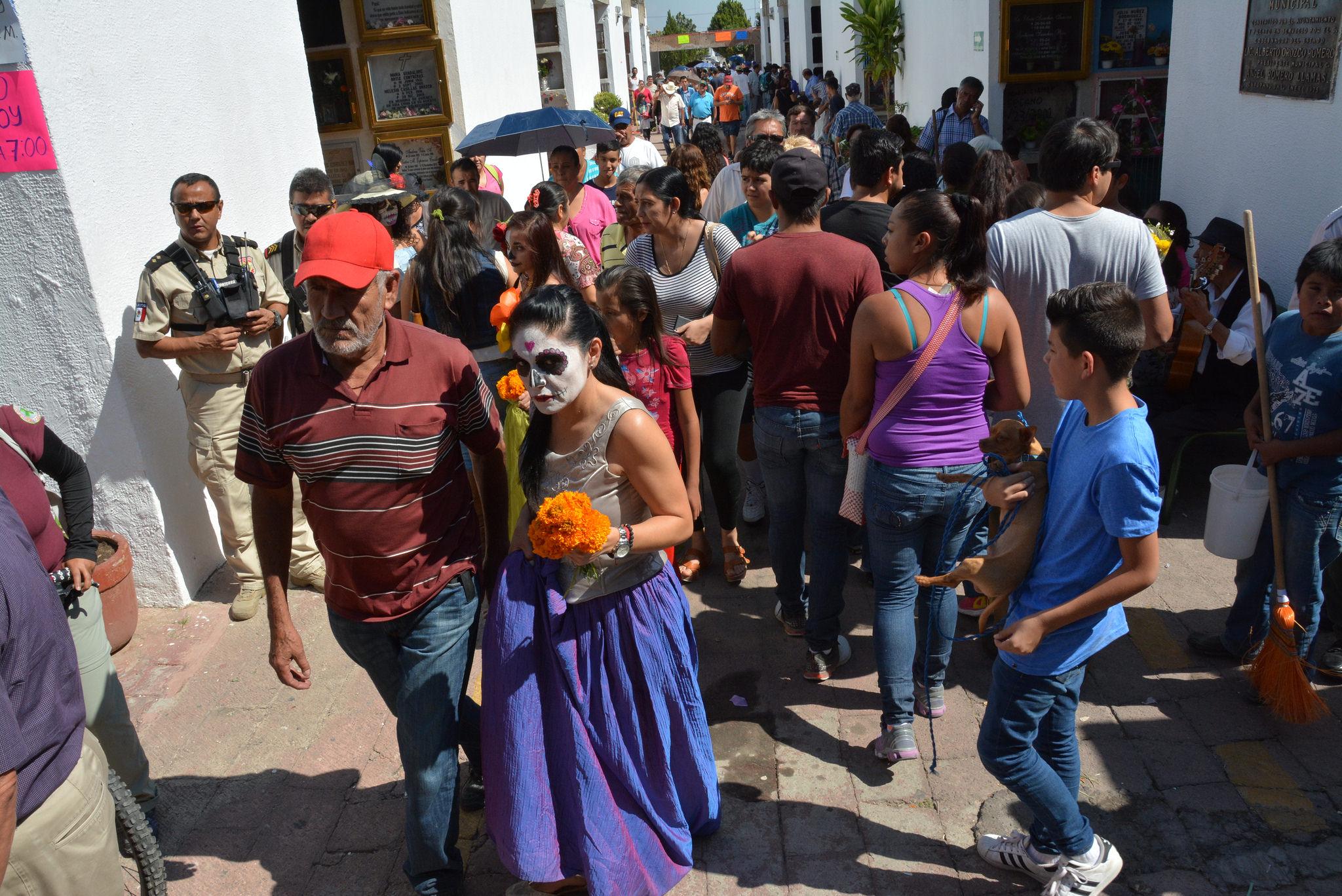 Los cementerios de Zapopan serán pioneros en Jalisco por su certificación como espacios libres criaderos de mosquitos