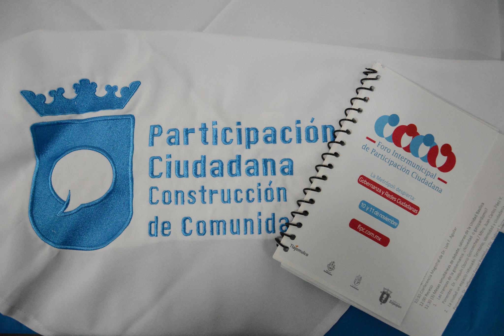 Inauguran en Zapopan Foro Intermunicipal de Participación Ciudadana