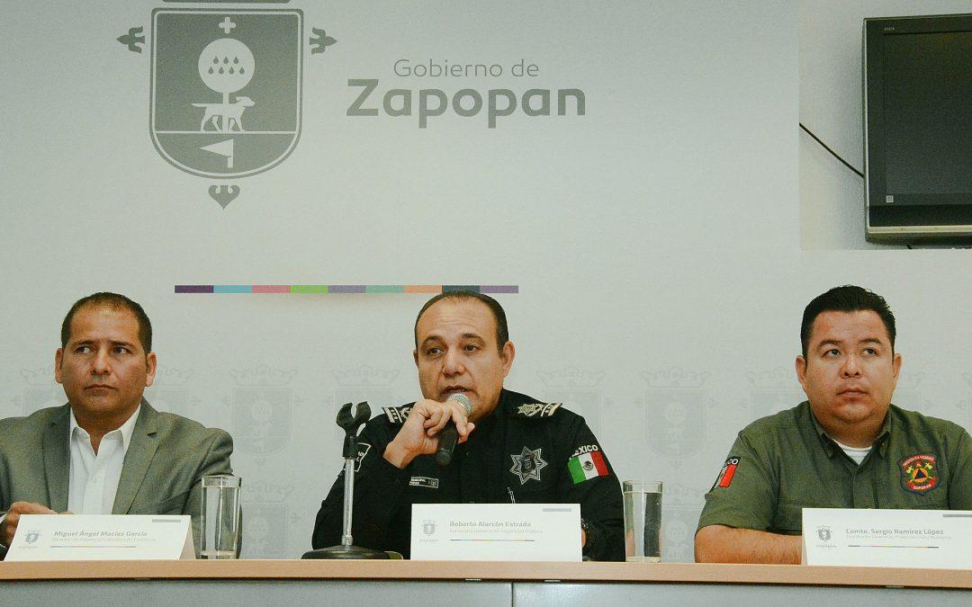 Listo el operativo de Seguridad, Protección Civil e Inspección para el Clásico Nacional
