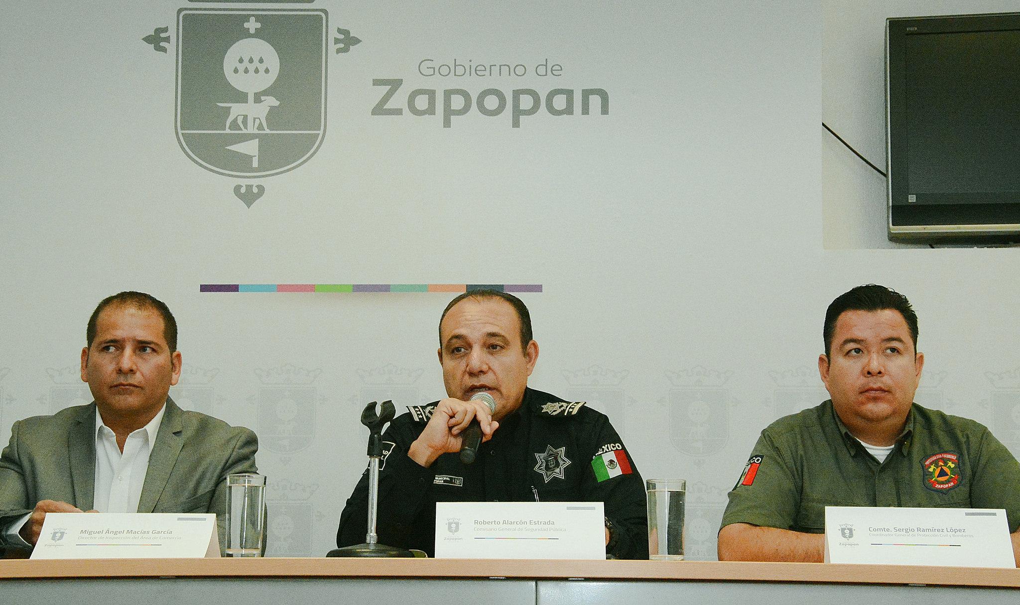 Queda listo el operativo de Seguridad, Protección Civil e Inspección para el Clásico Nacional