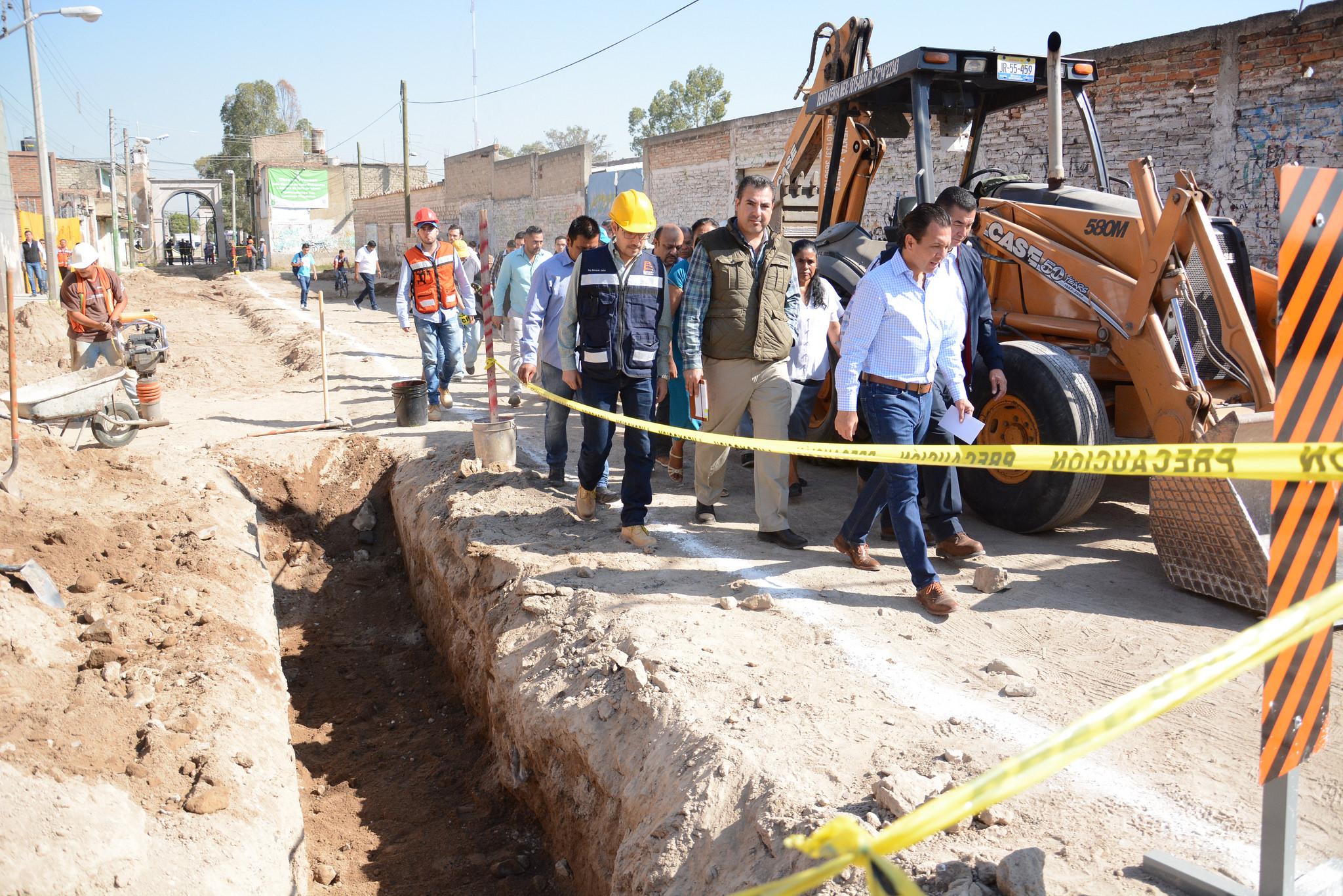El Gobierno de Zapopan invierte en infraestructura social para las zonas vulnerables del municipio