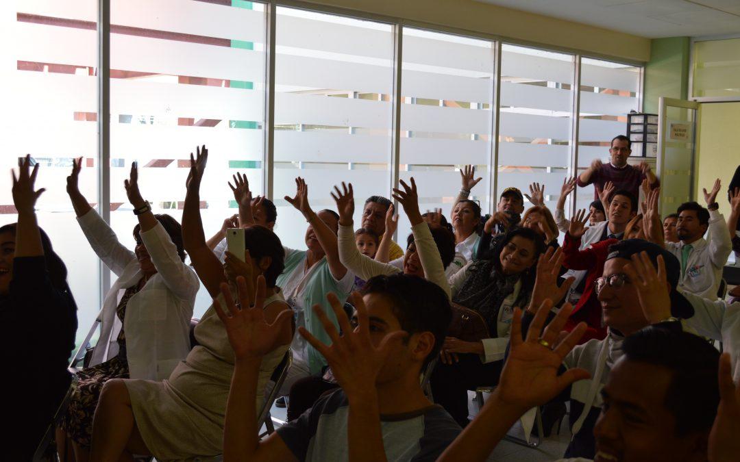 Hospital General de Zapopan brinda atención incluyente a personas sordas