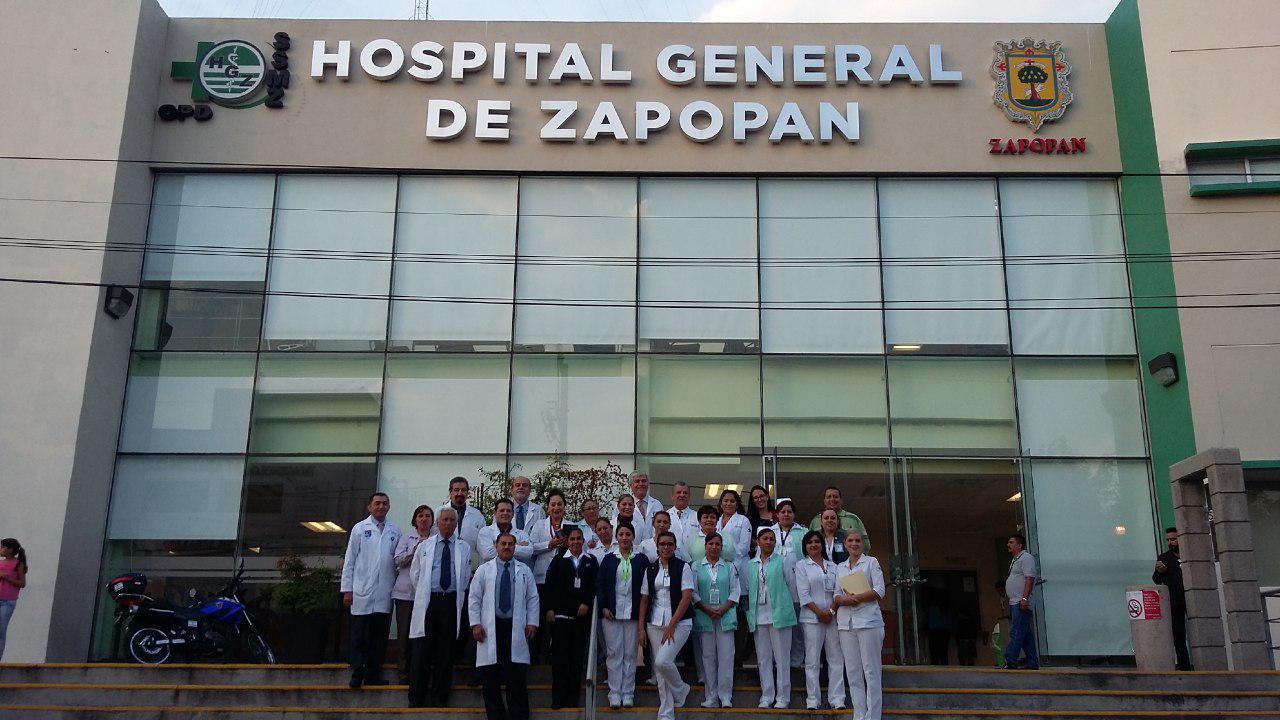 Evalúan al Hospital General de Zapopan para certificarlo ante el Seguro Popular