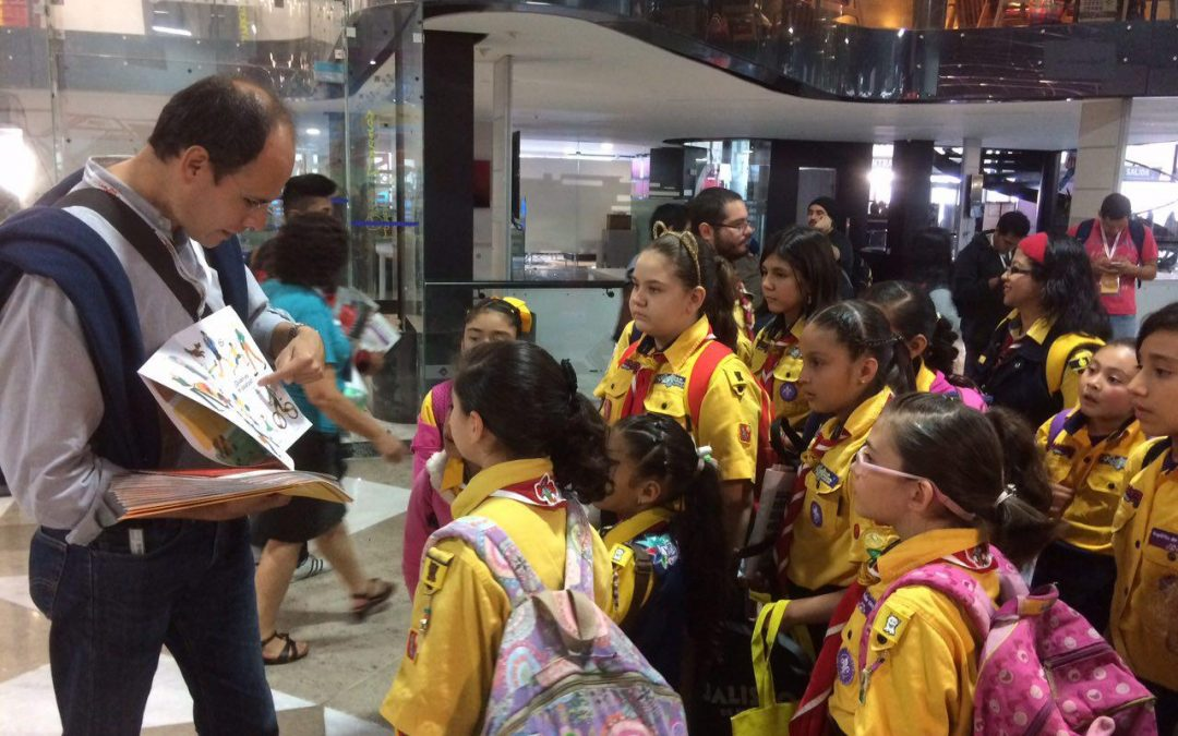 Zapopan presente en la FIL con actividades y promoción para el municipio
