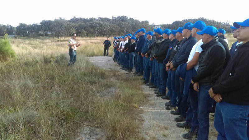 Concluye capacitación de 240 cadetes en Prevención de Delitos Ambientales