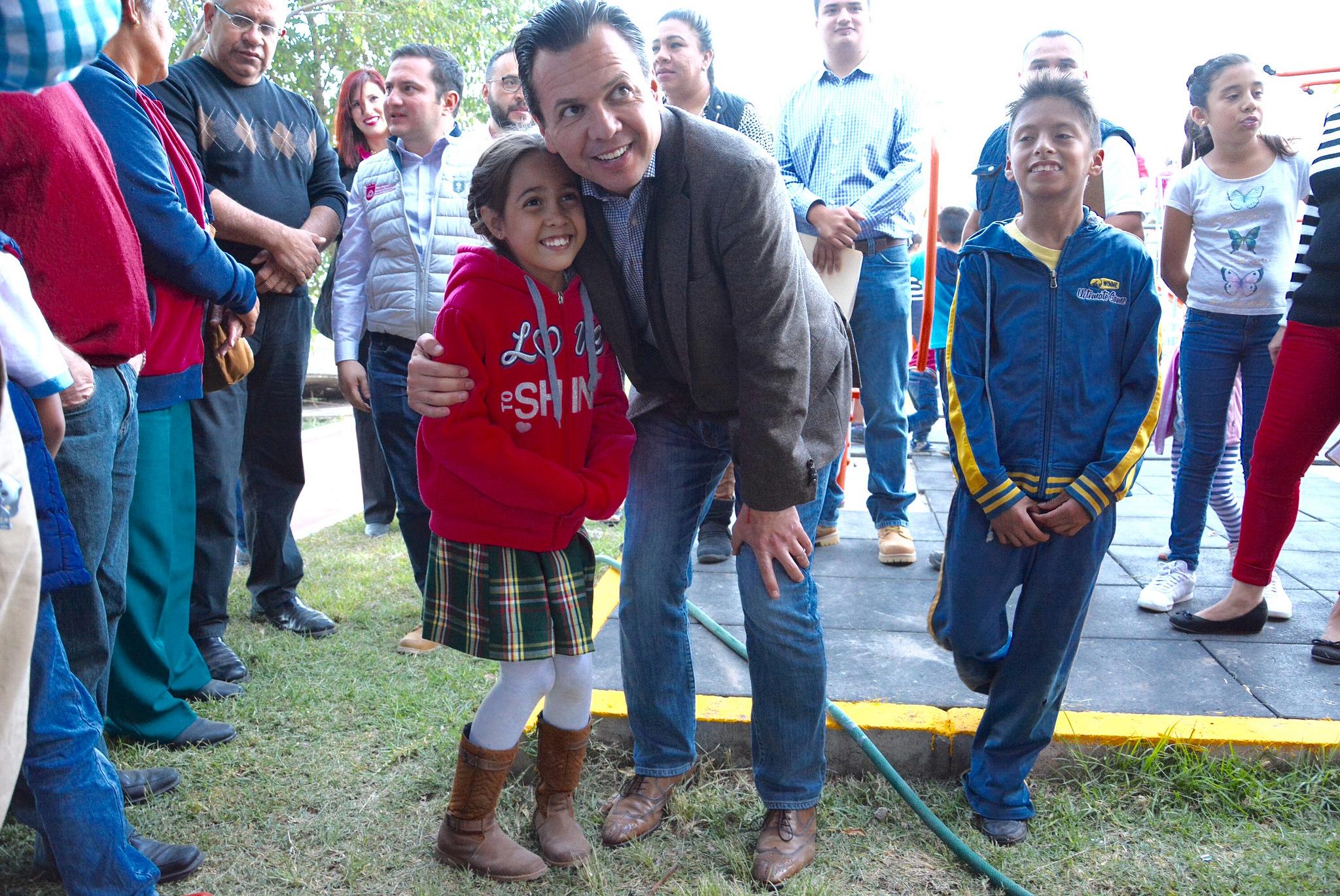 """""""Zapopan, Mi Colonia"""" llega a la colonia La Gloria del Colli, para los niños y las niñas del municipio"""