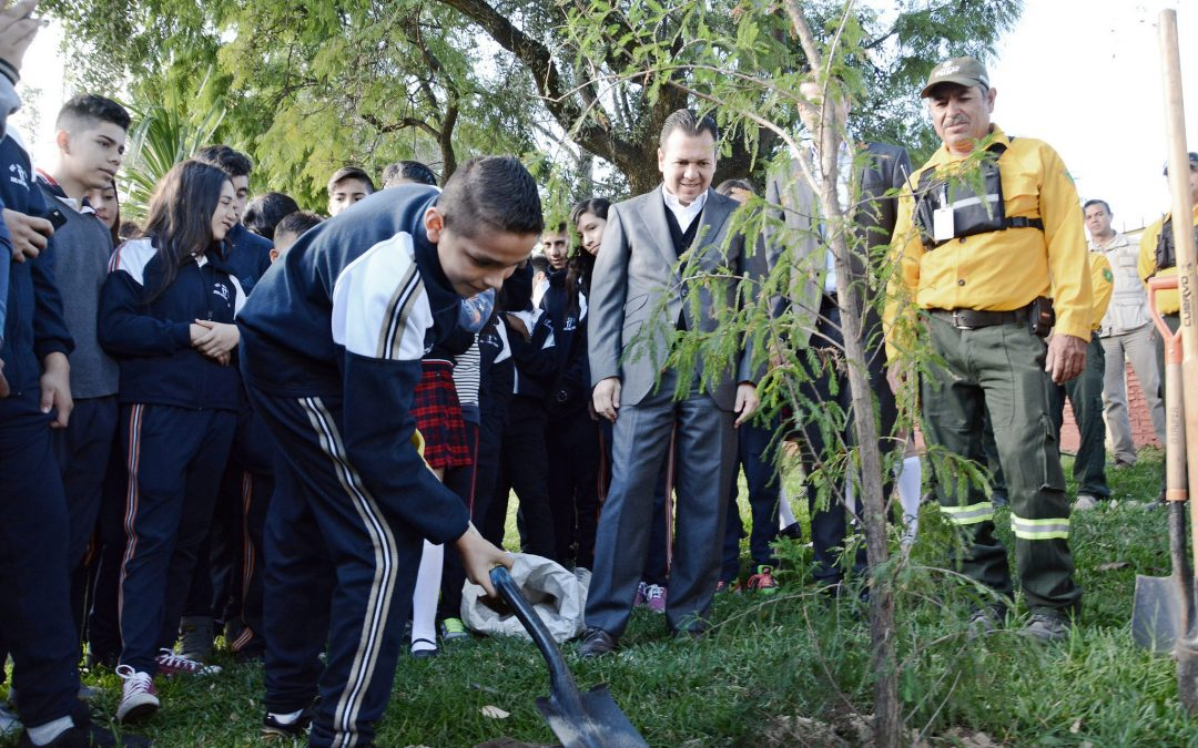Fomenta Zapopan en escuelas la reforestación y preservación de la biodiversidad