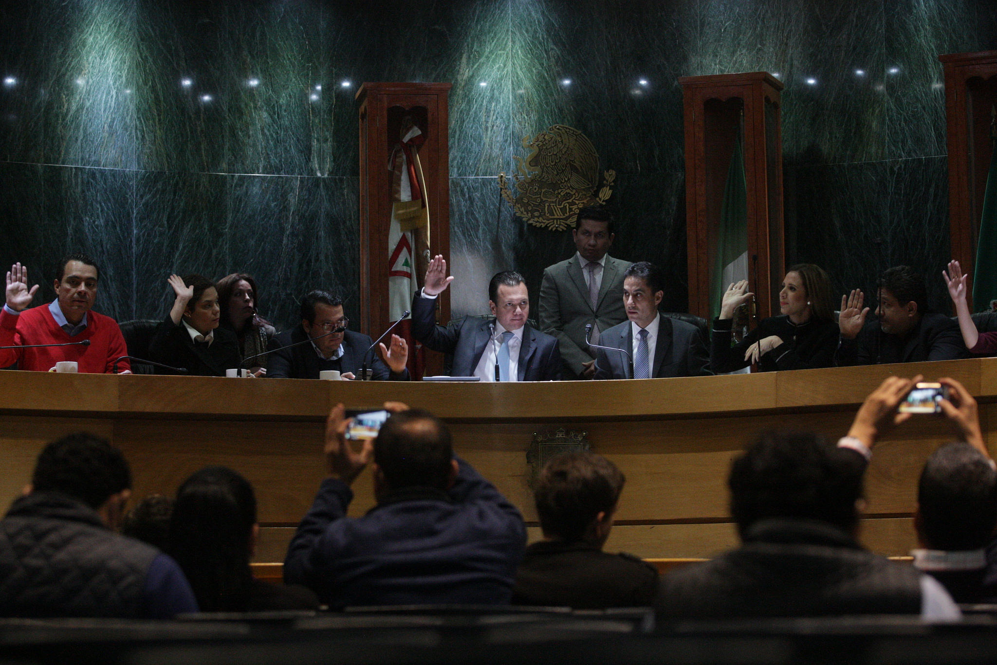 Sesión Extraordinaria del Pleno del Ayuntamiento
