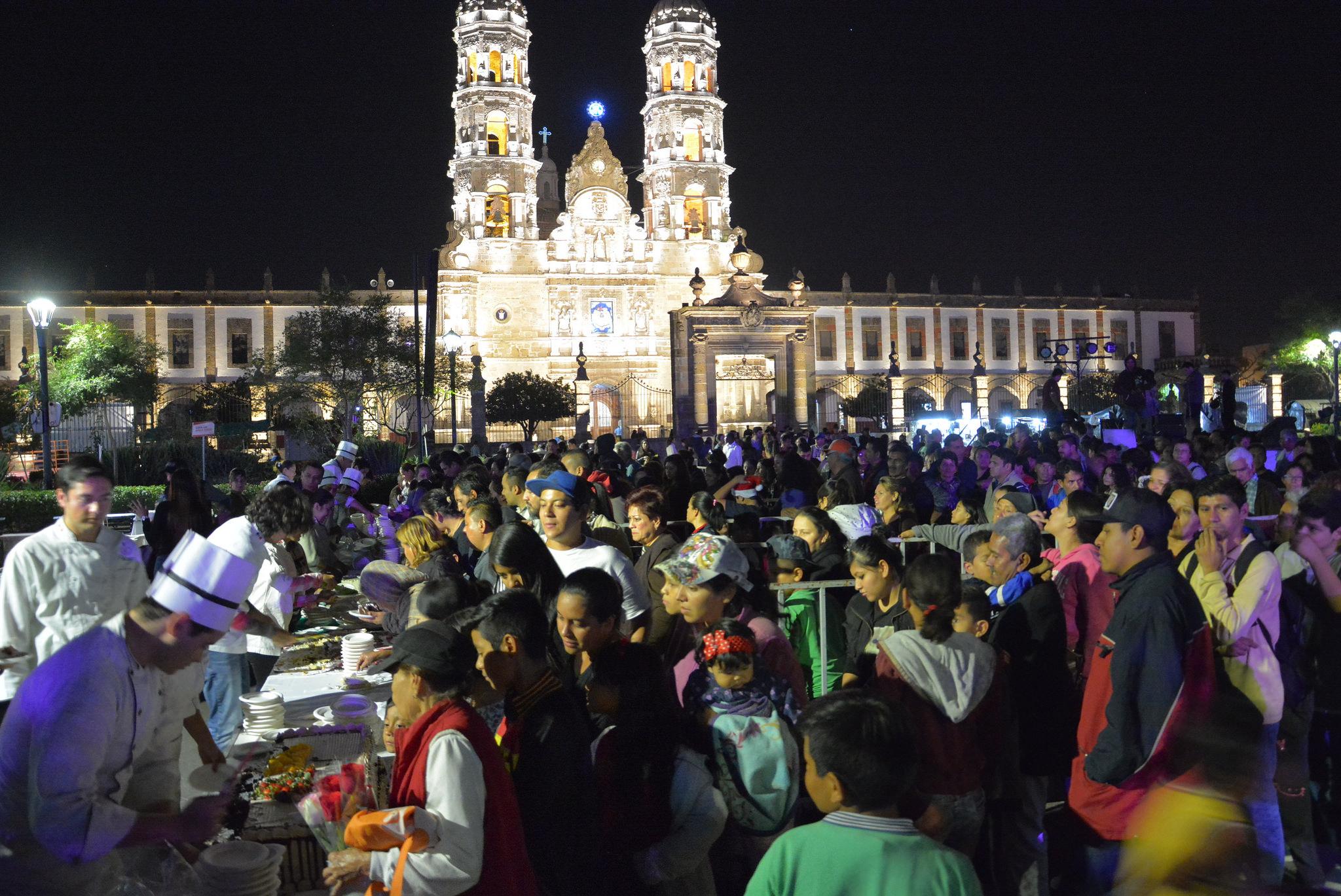 Celebra Zapopan el 475 Aniversario del Repoblamiento de la ciudad