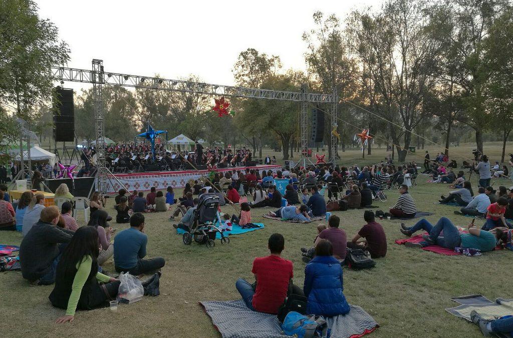 Celebra Zapopan fiestas navideñas con un Picnic Sinfónico en el Parque Metropolitano