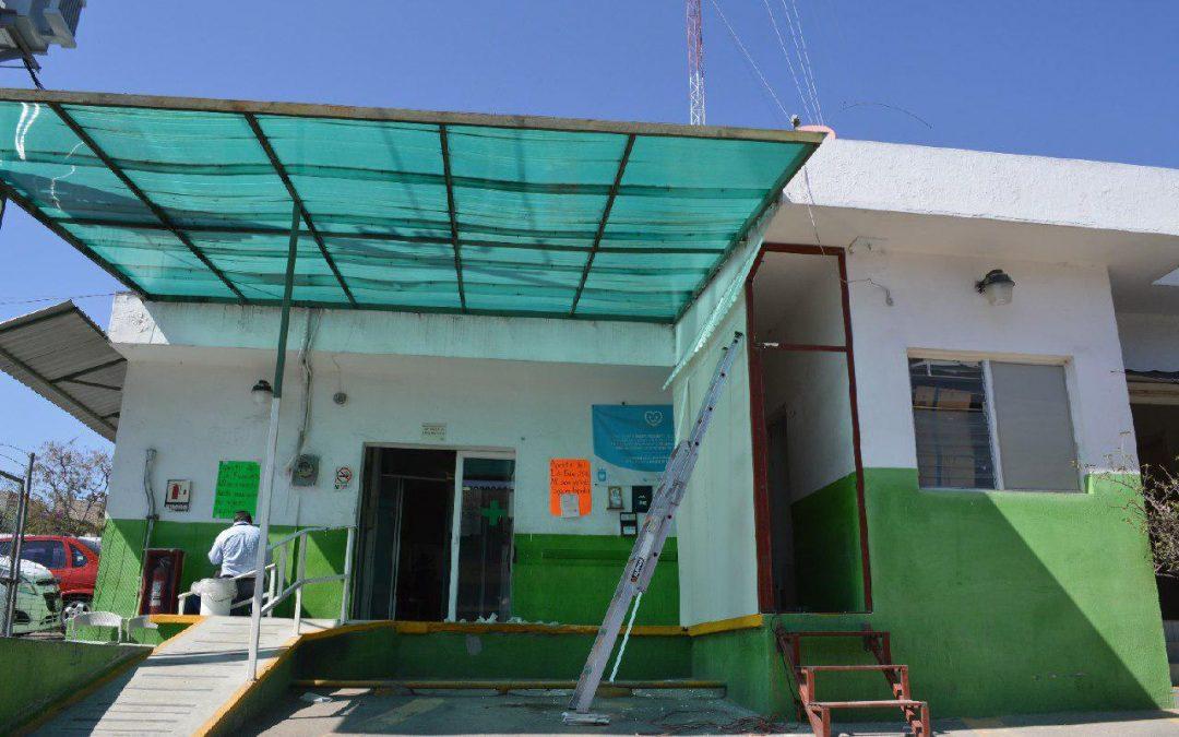Inicia remodelación de la unidad Cruz Verde en Villas de Guadalupe