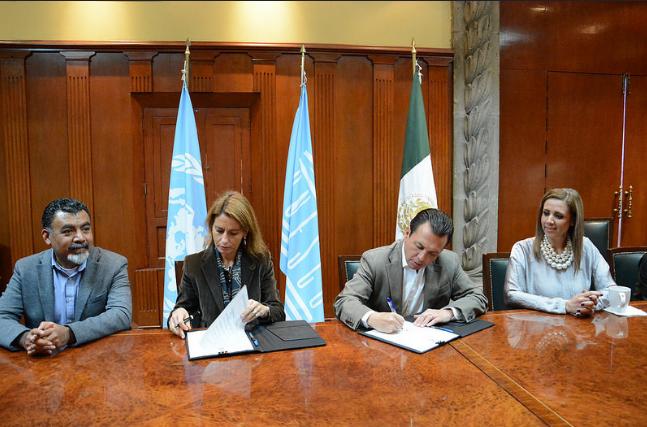 Zapopan firma convenio de colaboración con la UNESCO