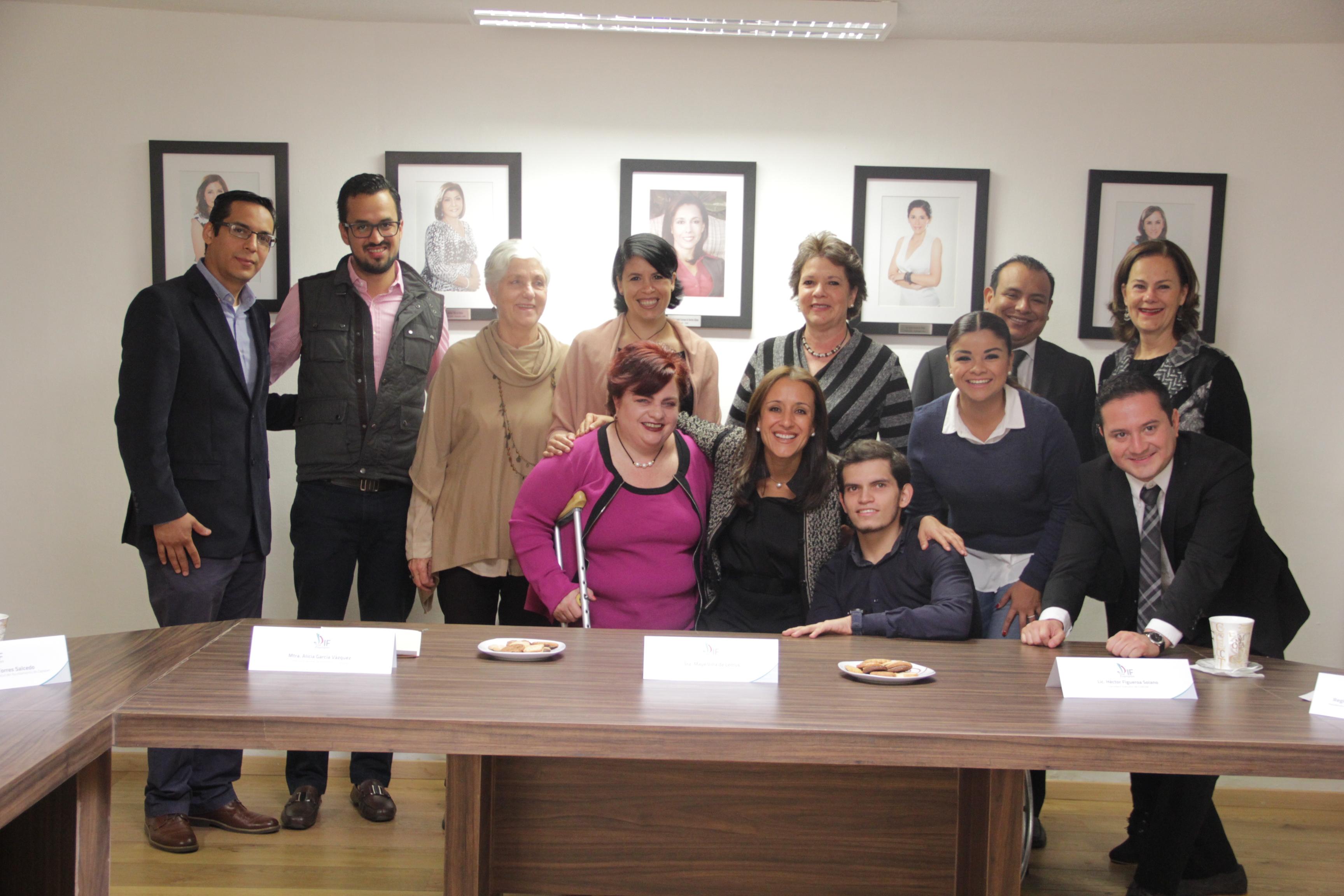 DIF Zapopan impartirá cursos sobre banquetas libres y sensibilización hacia la discapacidad