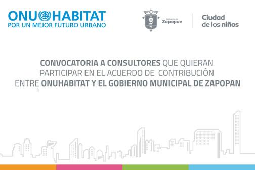 Convocatoria ONU-Habitat