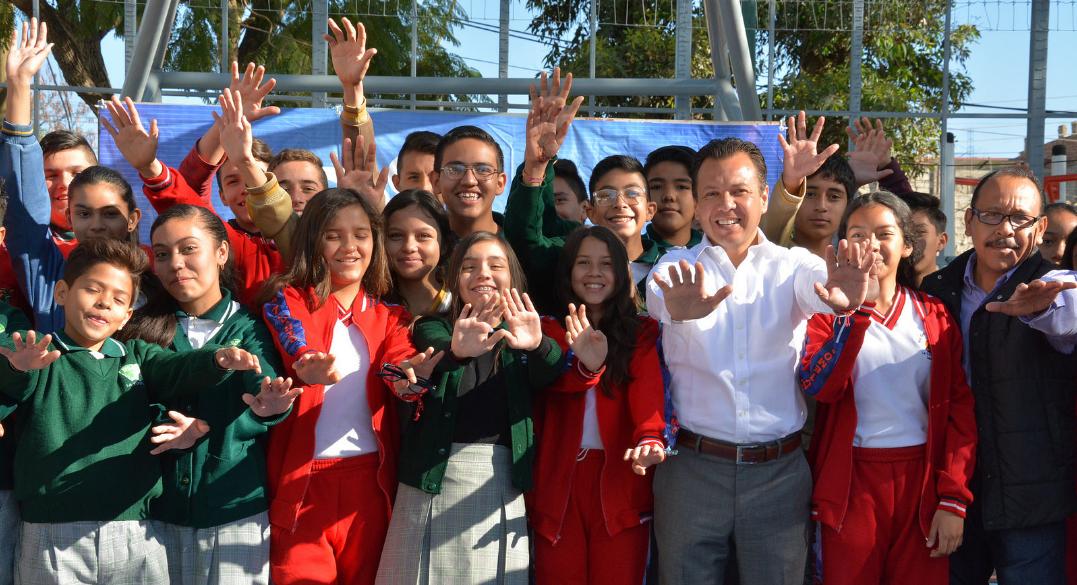 Garantiza  Zapopan rehabilitación de unidades deportivas para beneficio de los niños, adolescentes y adultos