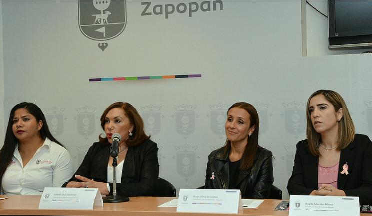 DIF Zapopan ofrece 50 becas de rehabilitación para mujeres con cáncer de mama a través de Carril Rosa