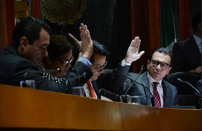 Sesión de Ayuntamiento del 28 de febrero de 2017
