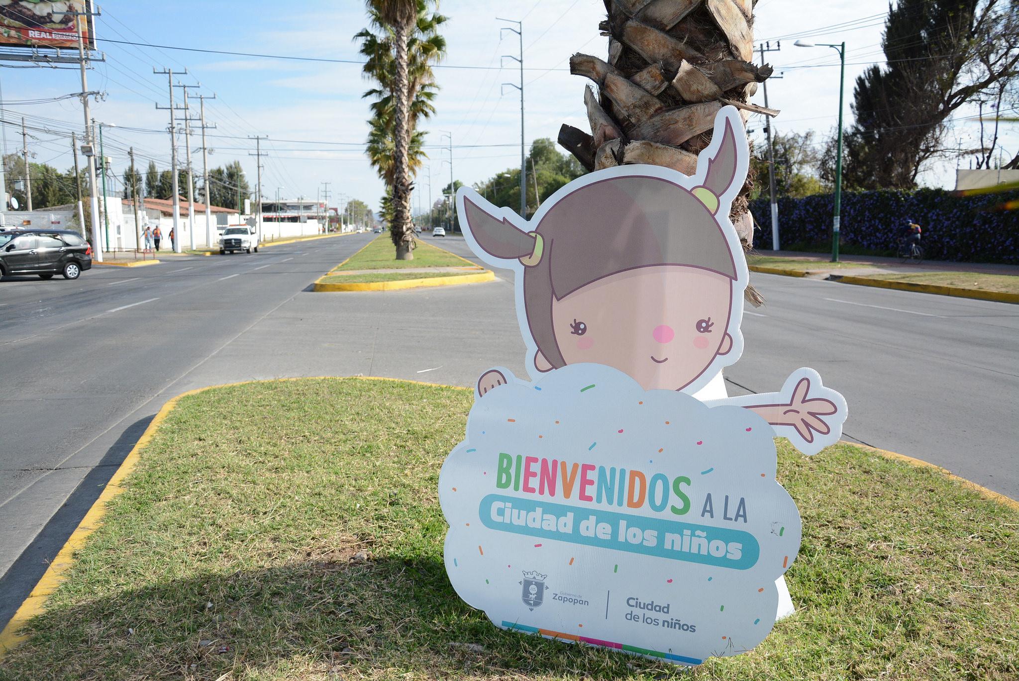 Inicia Zapopan el programa Imagen Urbana en Avenida Aviación