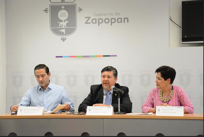 Calificación crediticia de Zapopan