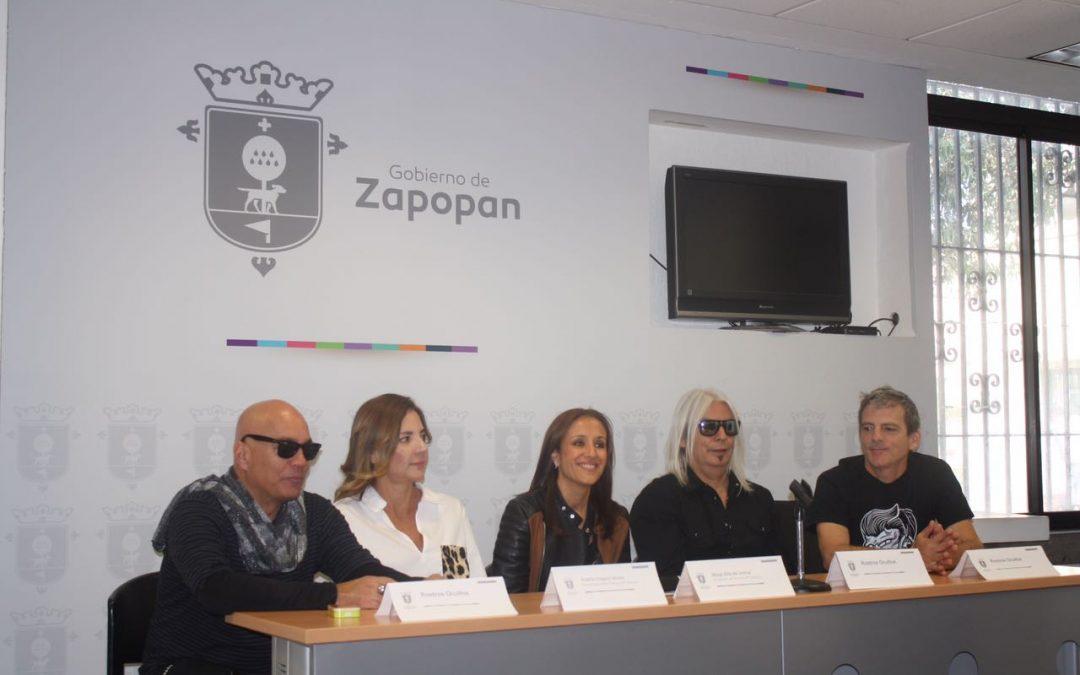 DIF Zapopan y Rostros Ocultos anuncian concierto a beneficio de la niñez