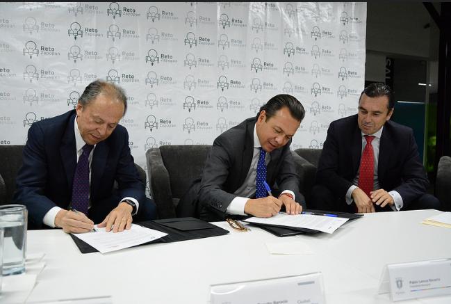 Fortalece Reto Zapopan apoyo a emprendedores y pacta colaboración con dos importantes consultorías internacionales