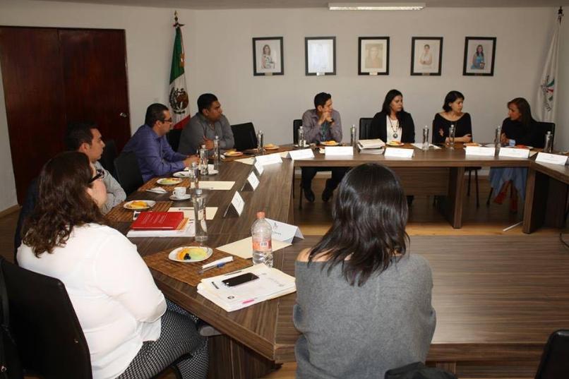 Delegados Municipales realizan en Zapopan mesa de trabajo a favor de la niñez