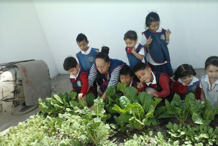 Zapopan, Ciudad de los Niños, fomenta el cultivo de huertos escolares