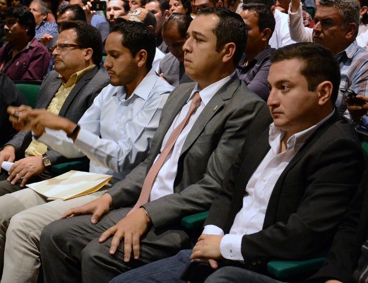 Rafael Martínez asume su responsabilidad como nuevo Secretario del Ayuntamiento de Zapopan
