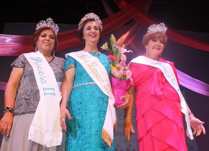 Se corona a la Reina de los Adultos Mayores Zapopan 2017