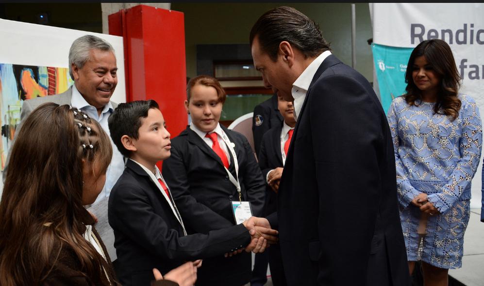 Zapopan, Ciudad de los Niños, impulsa la construcción de la participación, educación y cultura cívica en la infancia