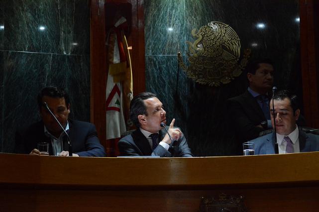Sesión de Ayuntamiento del 23 de marzo del 2017