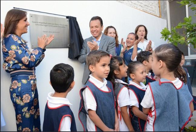 """Zapopan, Ciudad de los Niños, renueva el Centro de Desarrollo Infantil número 1 """"Carmen Arce Zuno"""", para servicio de la infancia"""