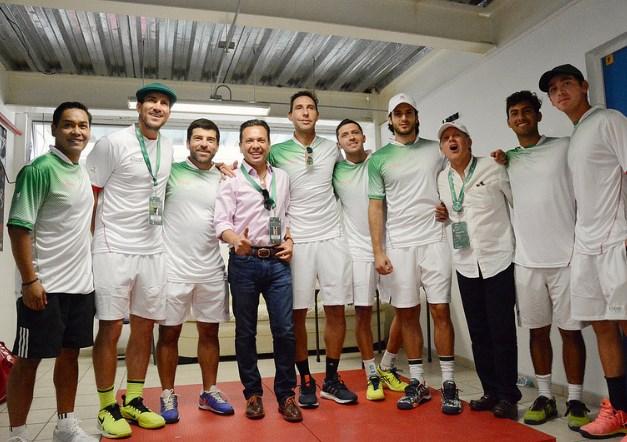 Copa Davis en Zapopan