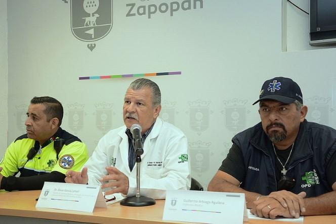 Salud Zapopan despliega operativo vacacional para Semana Santa y Pascua