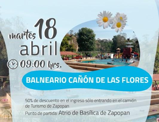 Zapopan, Ciudad de los Niños, fomenta el turismo y la convivencia familiar con recorridos gratuitos por el municipio