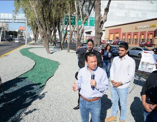 Zapopan continúa renovando imagen urbana e involucra a la iniciativa privada a favor de la ciudadanía