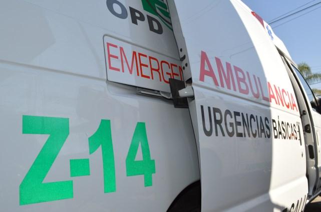 Cruz Verde Zapopan atiende 23 mil urgencias en primer cuatrimestre del año