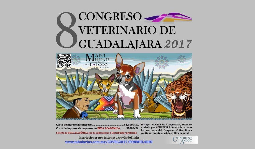 Zapopan será sede del 8° Congreso Nacional de Médicos Veterinarios Zootecnistas