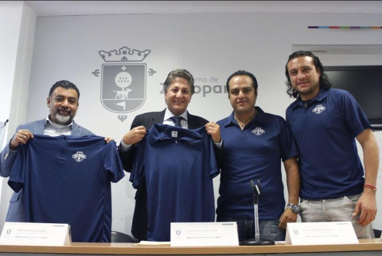 Presenta Municipio primer torneo de Fútbol 7: Copa Zapopan 2017